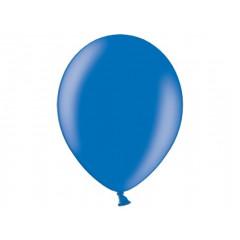 100 ballons 12 cm – bleu nuit métallisé