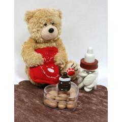 Boîte à dragées - Biberon chocolat