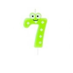 bougie anniversaire fantaisie 7