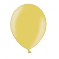 100 ballons or métalliques