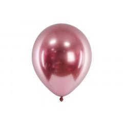 ballon-rose-gold-glossy