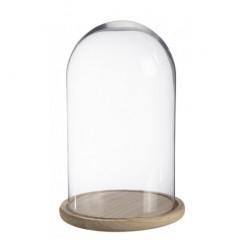 cloche-en-verre-26.5x17cm