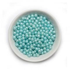 Dragées Perles bleu clair 100g