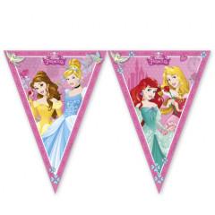 Bannière de fanions – Princesses Disney