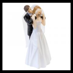 """Figurine mariage """"Surprise"""""""