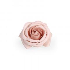 Fleur décorative 30 cm rose