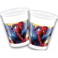 Gobelets spiderman pas chers