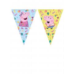 Guirlande Fanions Peppa Pig
