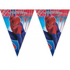 Guirlande drapeaux The Amazing Spiderman