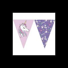 Guirlande Fanion Minnie licorne