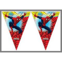 Guirlande de fanions Ultimate Spiderman