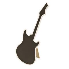 Guitare ardoise originale - Deco ardoise pas cher