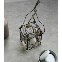 Cage à dragées thème marin
