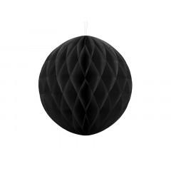 Boule chinoise alvéolée noire - 30