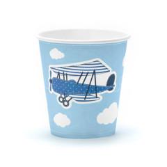 Gobelet en carton Avion
