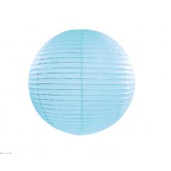 Lampion mariage bleu ciel 45 cm