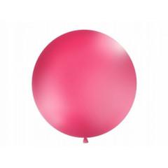 Ballon fuchsia 1 m