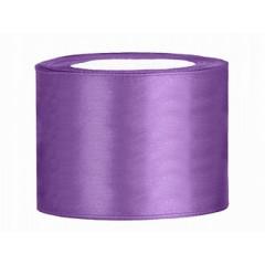 Ruban satin violet – 50 mm x 25 m