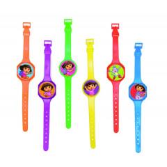 Lot 25 montres Dora l'exploratrice