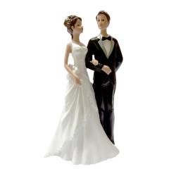 Figurine mariés