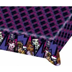 Nappe anniversaire Monster High