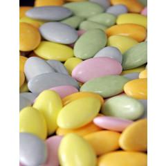 Dragées Pecou chocolat assorties