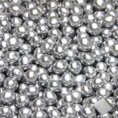 dragées-perle-argent