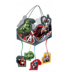 Piñata anniversaire Avengers