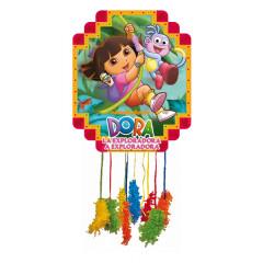 Piñata anniversaire Dora l'exploratrice