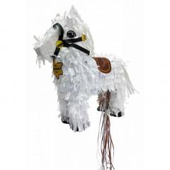 Piñata Cheval de cow boy pas chère