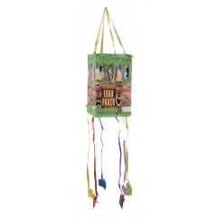 Piñata motifs hawaïens pas chère