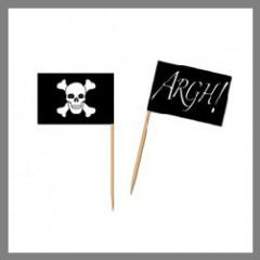 50 piques - thème pirate