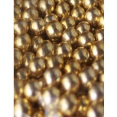 Dragées billes - or