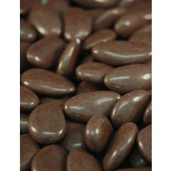 Dragées Avolas Marquise  Moka (couleur chocolat)