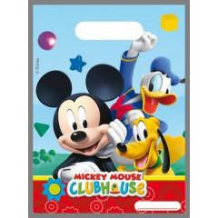 Sacs de fête Mickey Playful - x6
