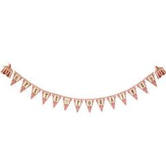 Guirlande anniversaire cirque