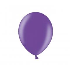 100 Ballons violet en latex