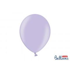 100 ballons latex mauve