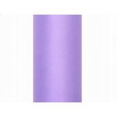 Tulle en rouleau 50 cm – violet