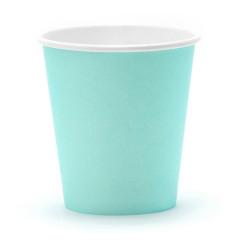 Gobelet en carton menthe