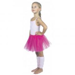 Tutu princesse rose bonbon 6-8 ANS