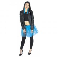 TUTU bleu fluo 35cm