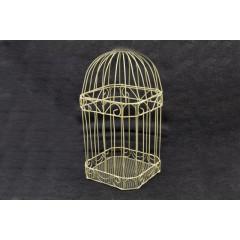 Urne cage mariage pas cher - Urne mariage originale