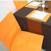 Housses de chaises - x10 - rose