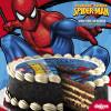 disque à gâteau Spiderman 2