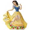 Figurine de collection Blanche Neige en robe de bal