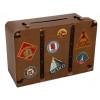 Urne valise - voyage