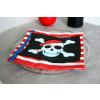 Serviettes Drapeau de pirates - Pirates - x16