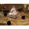 Contenant à dragées forme Pyramide pour votre cérémonie