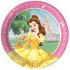 8 Assiettes Princesses Disney - 23 cm